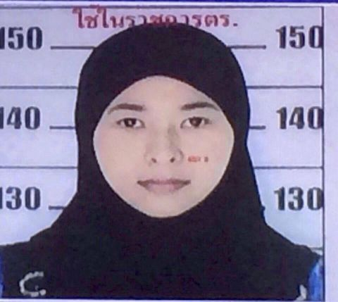Police seek two new suspects in Bangkok bombing probe – Thai woman and foreign man