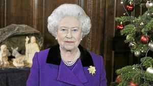 The Queen makes her annual pitch for the monarchy in her 2010 Christmas address.
