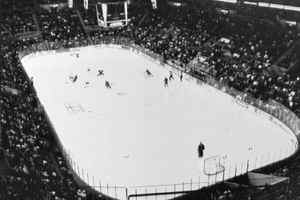 File photo of Le Colisee, the home of the Quebec Nordiques before the NHL club moved to Denver.
