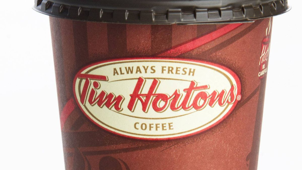 Number 8: Tim Hortons