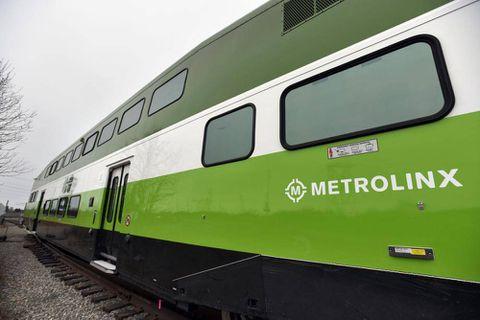 Toronto transit agency Metrolinx to take 'modest first step' into real estate