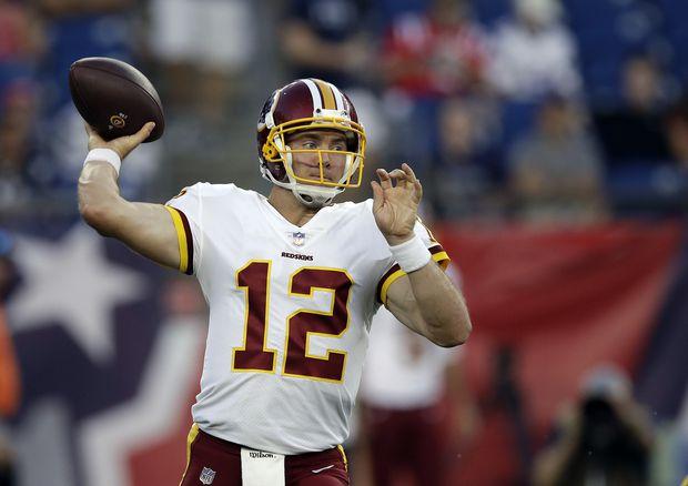 Redskins to sign Mark Sanchez as backup to Colt McCoy