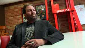 Shop.ca co-founder and chief executive officer Drew Green.