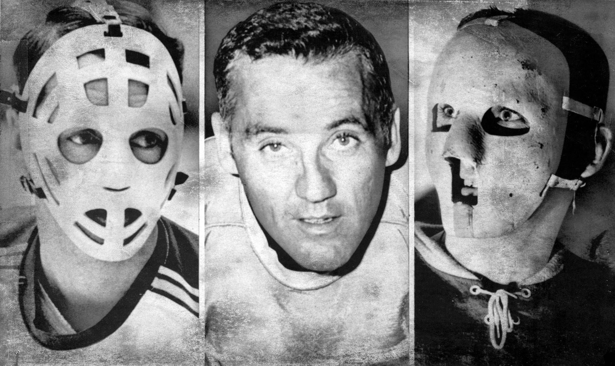Game Changer How The Goalie Mask Transformed The Face Of Hockey