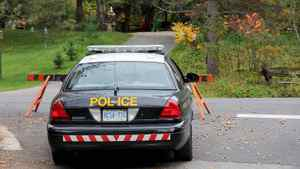 The popularity of the Forks of the Credit road among enthusiast drivers has also made it a favorite with law enforcement