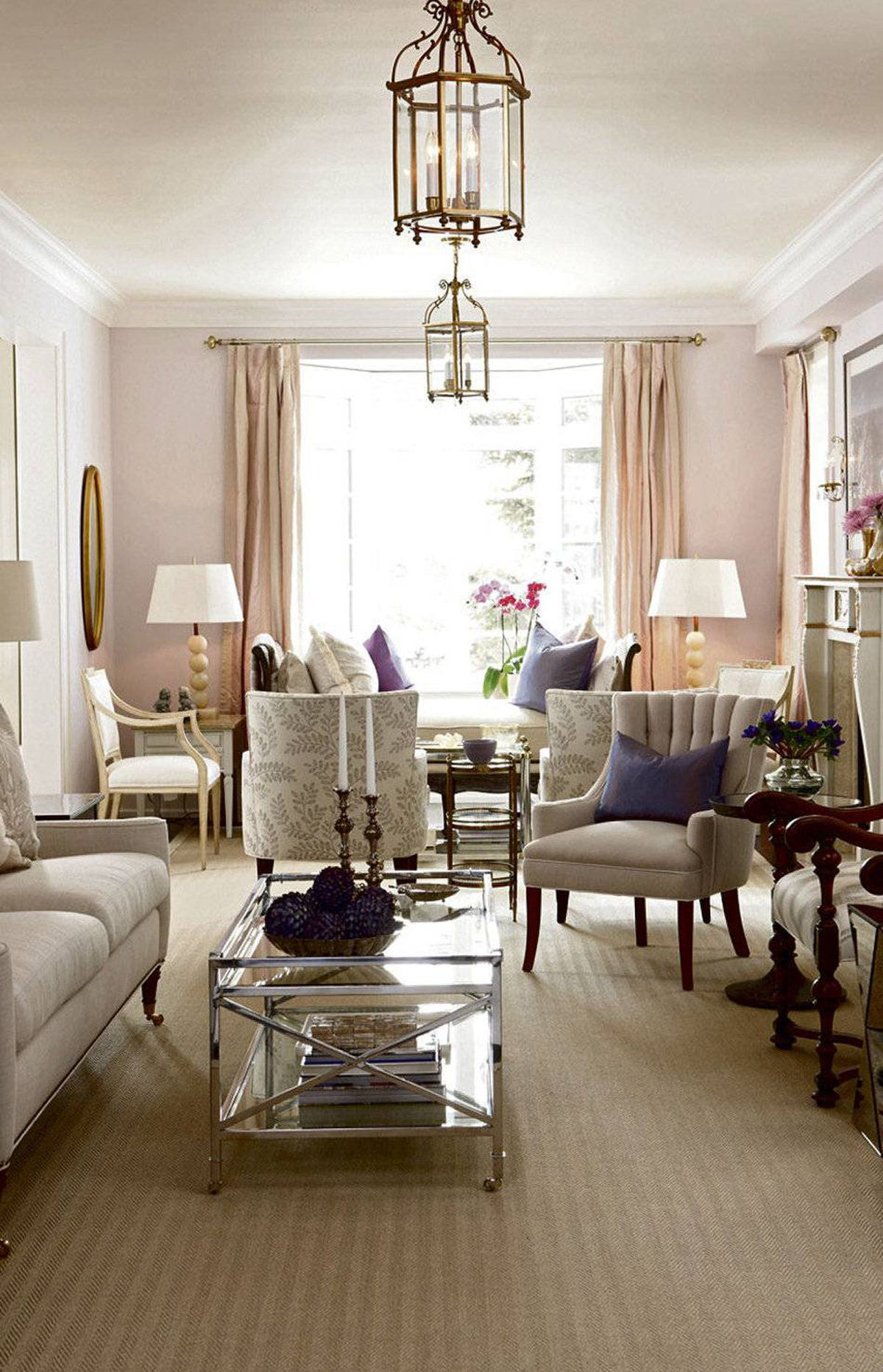 How to create a luxe living room the globe and mail for Channel 7 living room