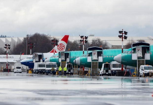Boeing finds 'minor' new 737 MAX software glitch