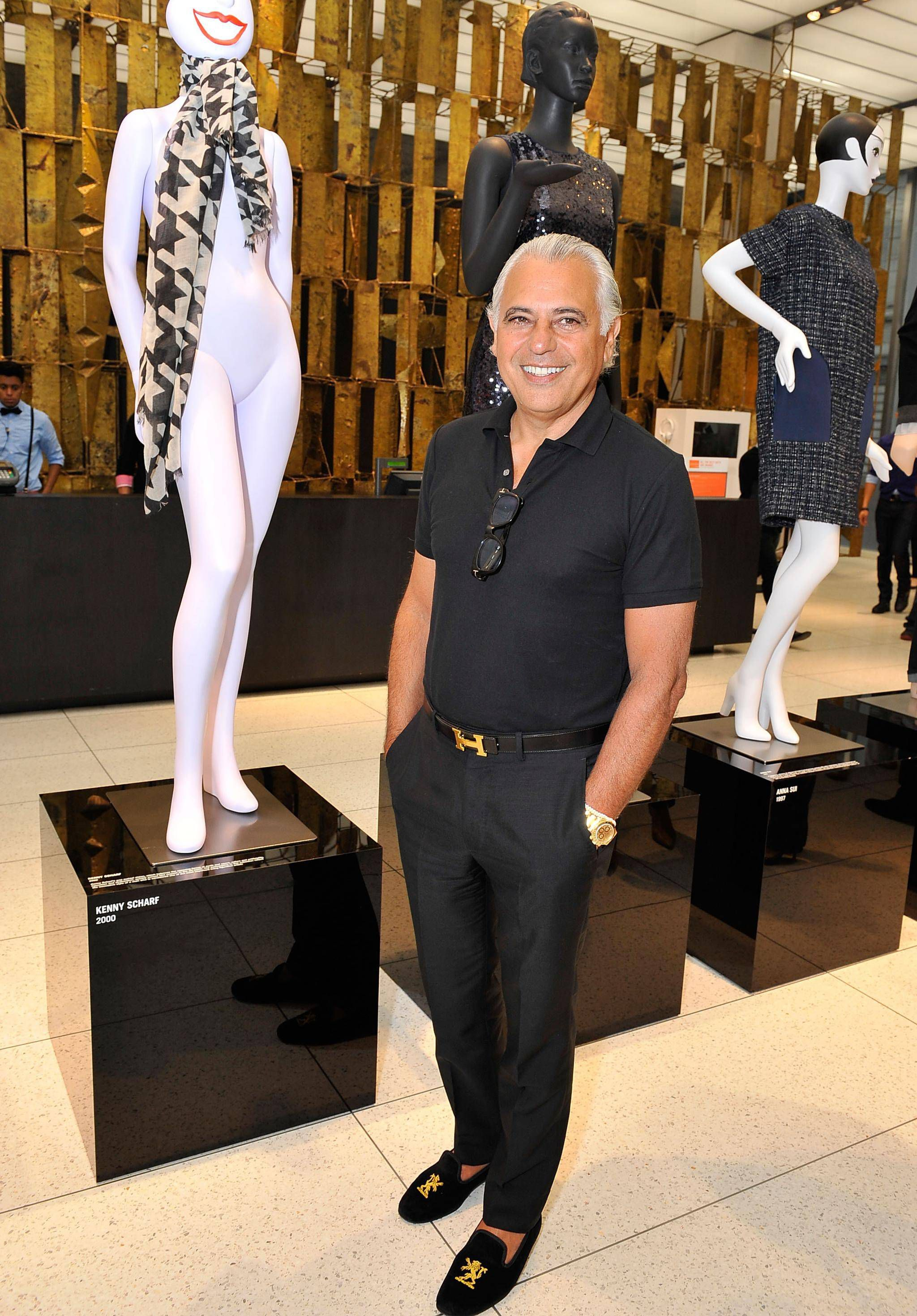 How Joseph Mimran Founder Of Club Monaco And Joe Fresh Invests His Money The Globe And Mail