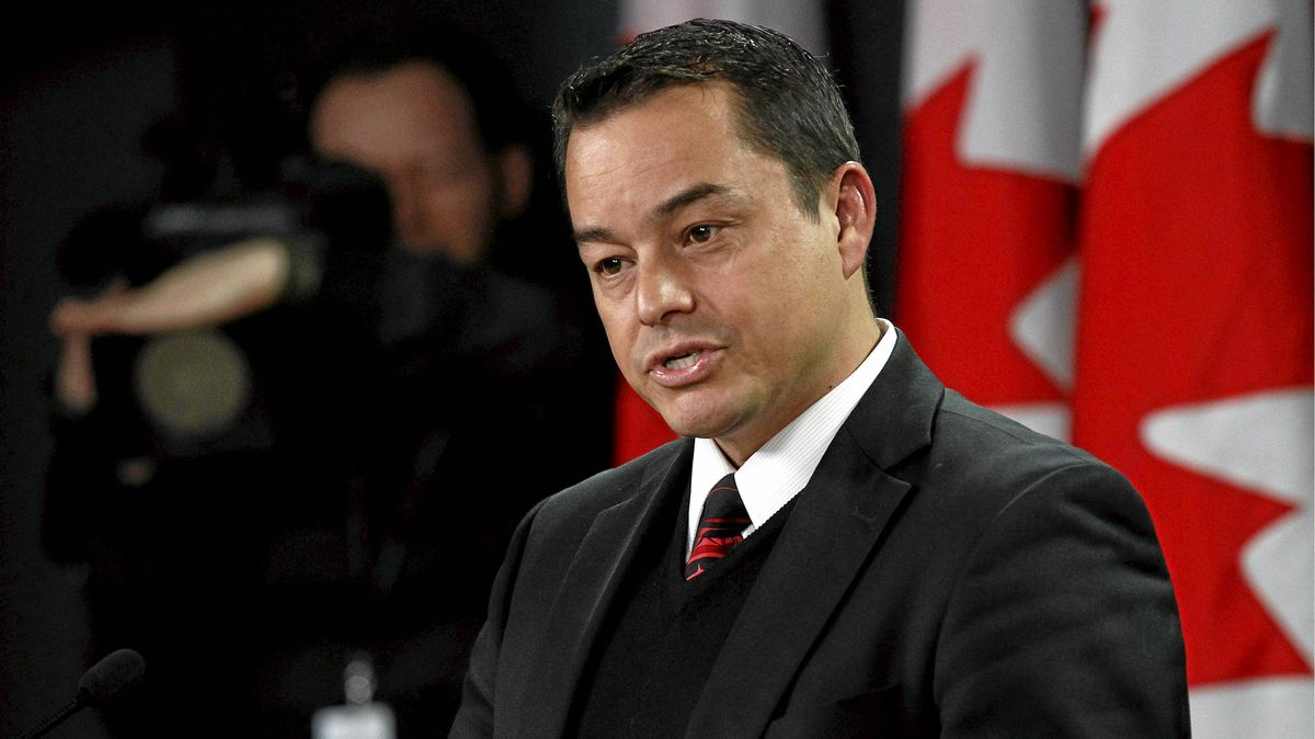 Assembly of First Nations Chief Shawn Atleo speaks during a news conference in Ottawa January 25, 2012.