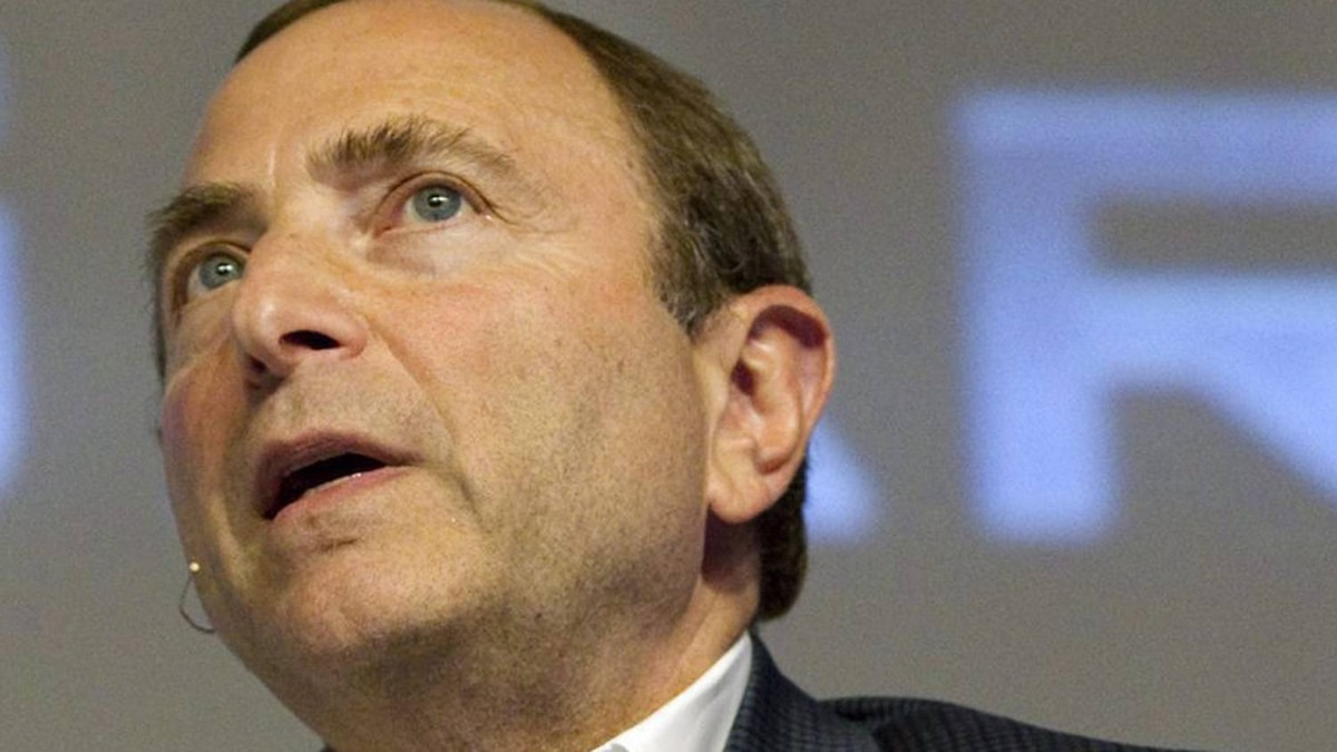 National Hockey League commissioner Gary Bettman has his work cut out for him this week,