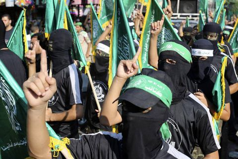Hamas put activists under house arrest, Fatah says as crackdown feared