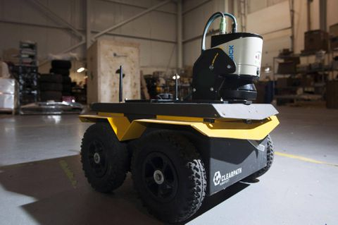 Cracking the Top Tier for Clearpath Robotics