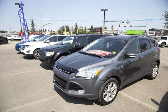 Canada doesn't track used-car inflation – a big source of pandemic price hikes