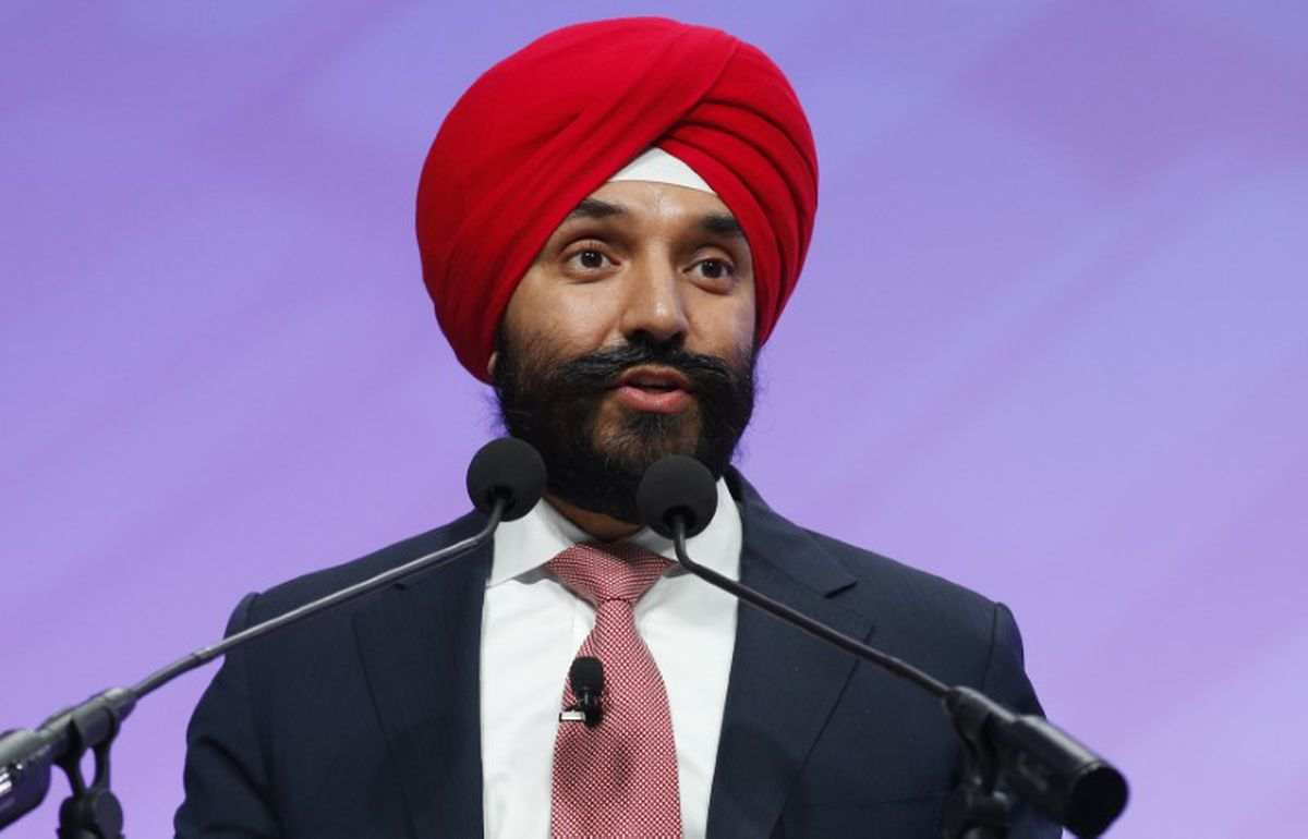 Navdeep Bains acclaimed as Liberal candidate for 2019 ...