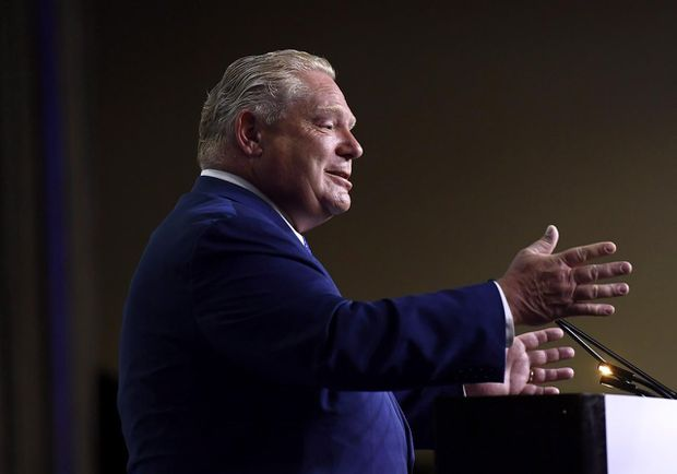 Doug Ford extends Ontario education consultation beyond sex-ed - The