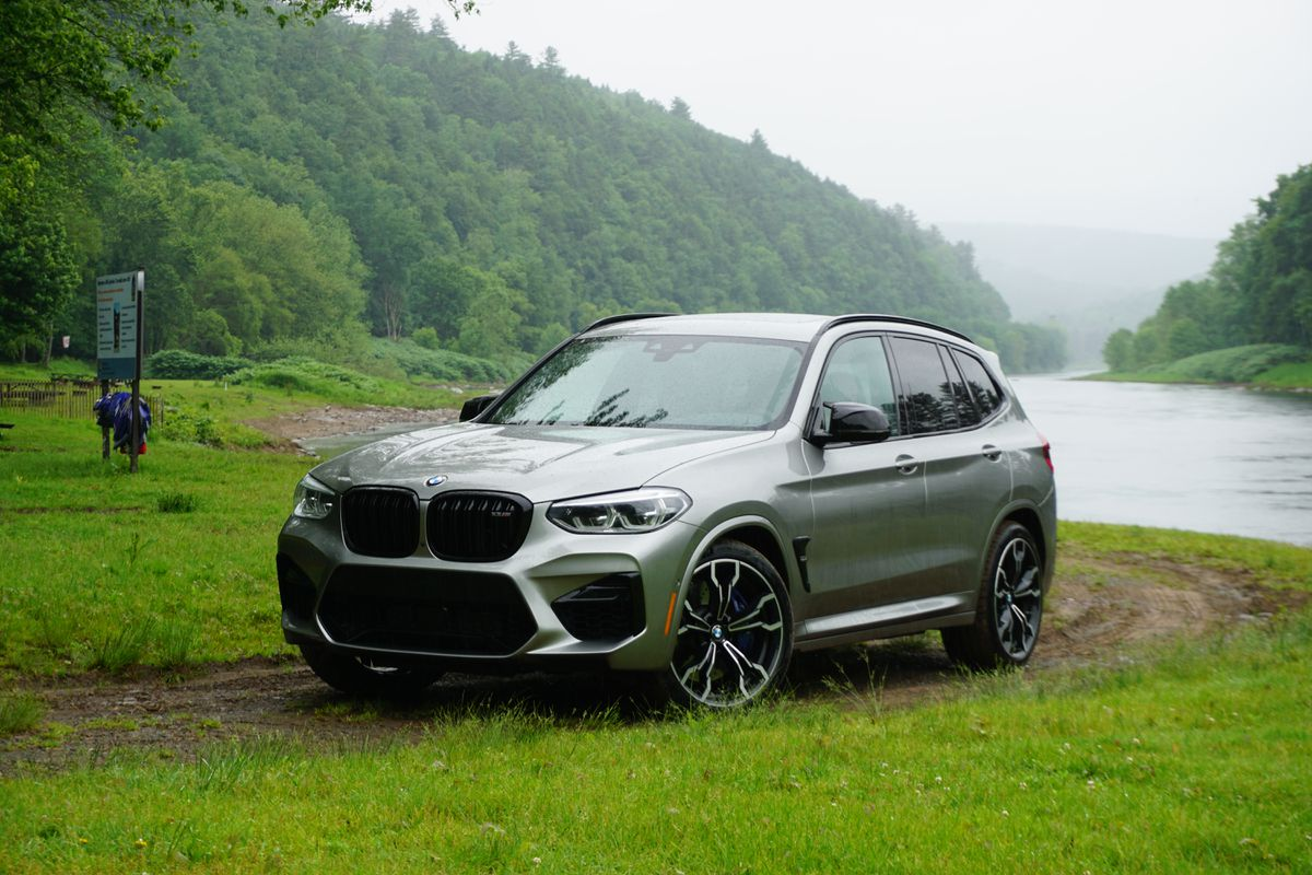 Review Bmw S 2020 X3 M And X4 M Are Crossovers That Drive