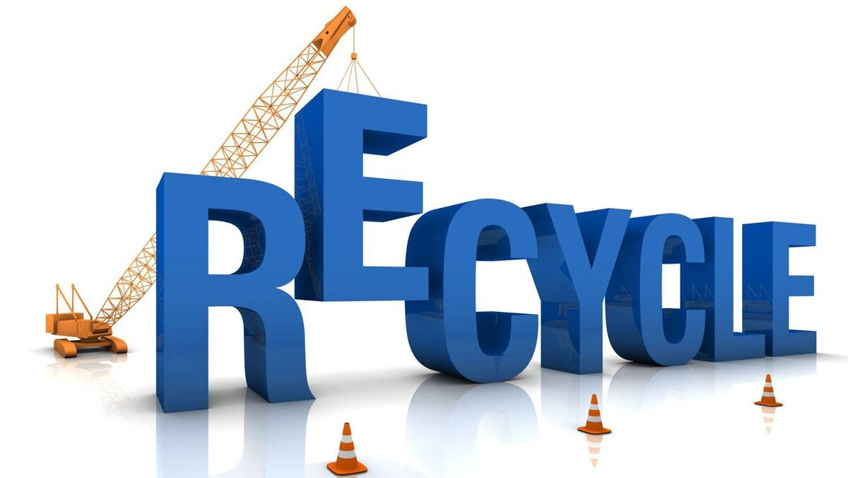More than half of construction and demolition-related debris is recyclable or reusable and doesn't need to end up in landfills.