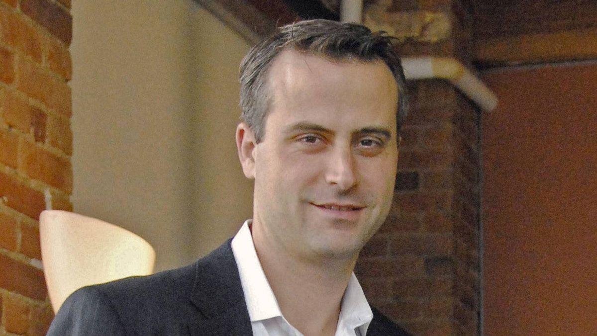 John Poulos, President and CEO, DVS Corp., Toronto.