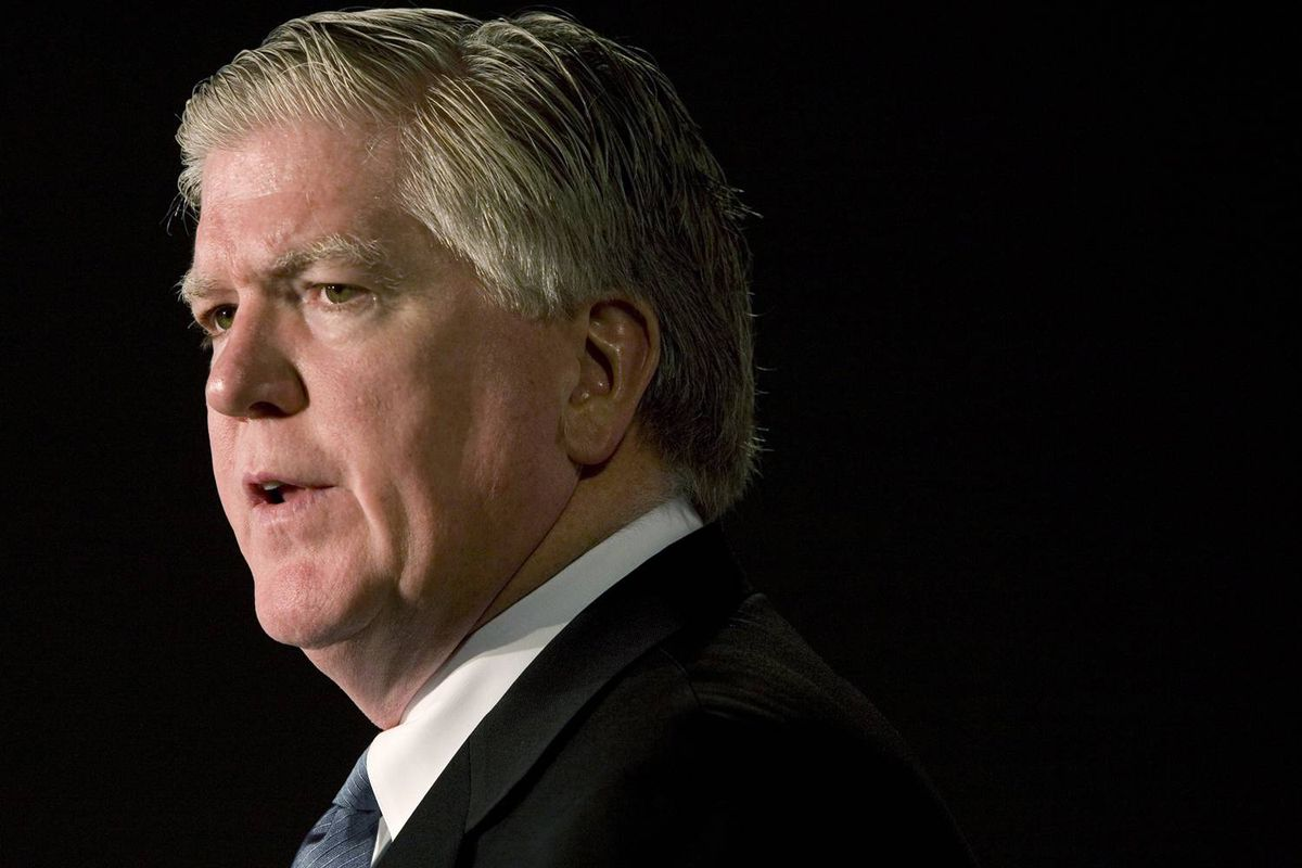 Maple Leafs general manager Brian Burke was told by his son Brendan in December of 2007 that he is gay.