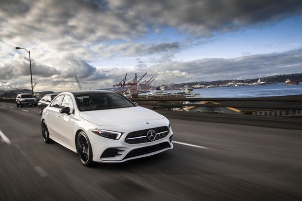 Review Mercedes Benz Hits The Mark With New Entry Level A Class