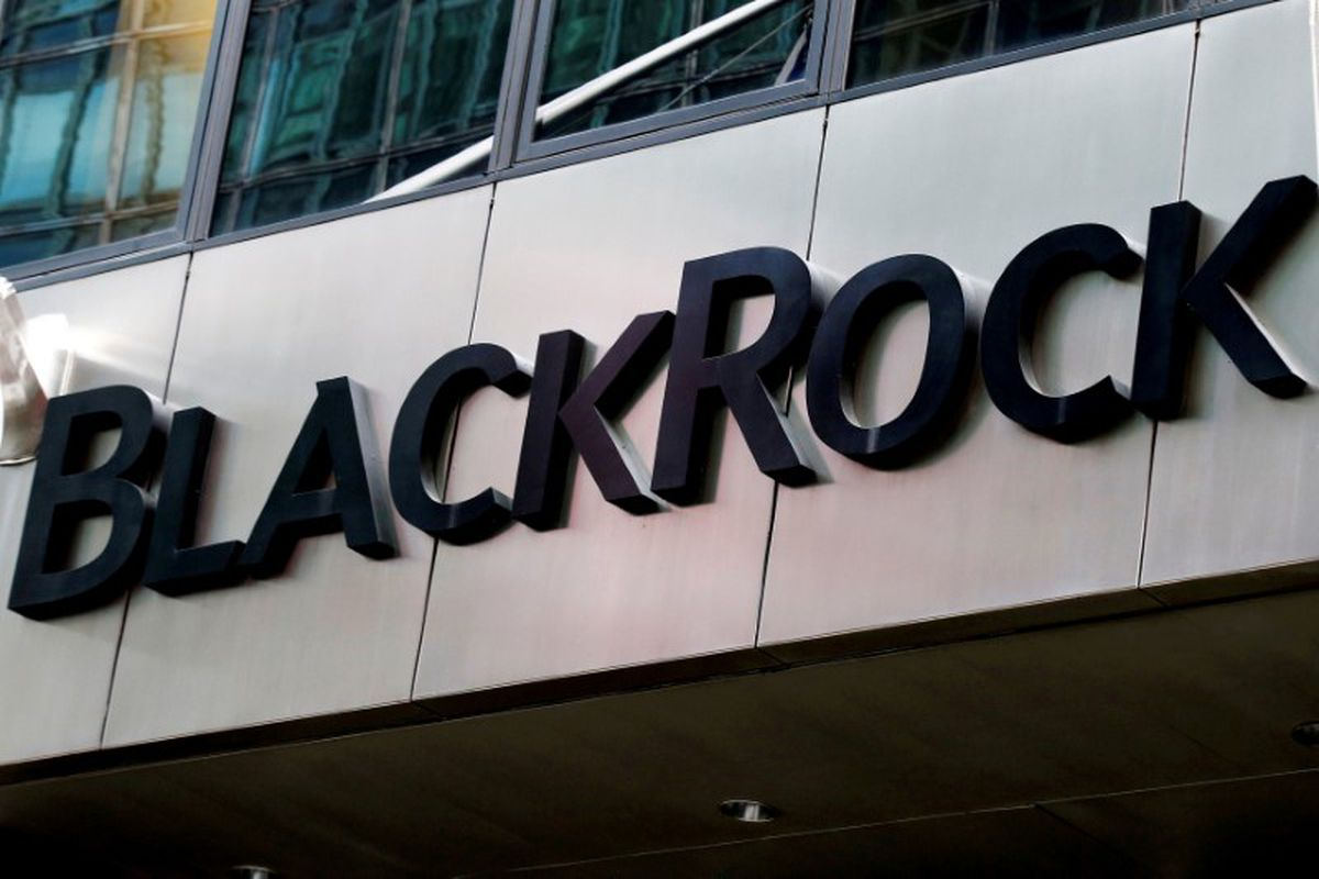 Blackrock Reports Weaker Demand For Funds Shares Dip The Globe