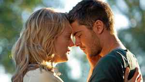 """Taylor Schilling and Zac Efron in a scene from """"The Lucky One"""""""