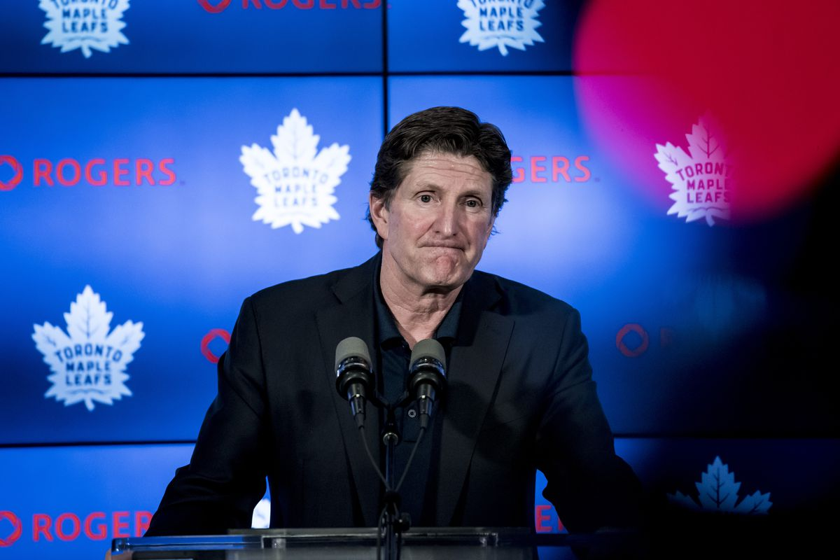 Maple Leafs fire Mike Babcock amid six-game losing...