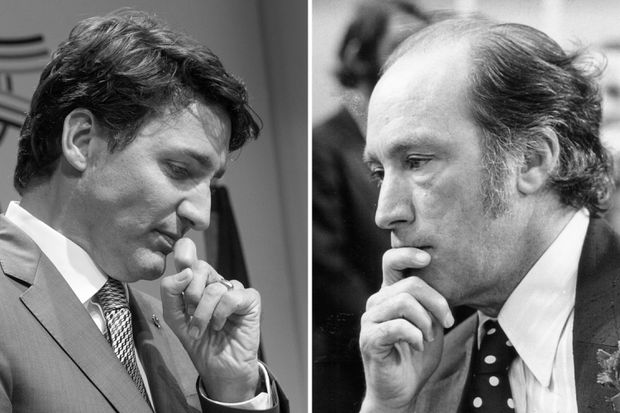 Nov. 2: 'Let's hope he doesn't last 15 years as well.' Readers compare Justin and Pierre Trudeau, plus other letters to the editor