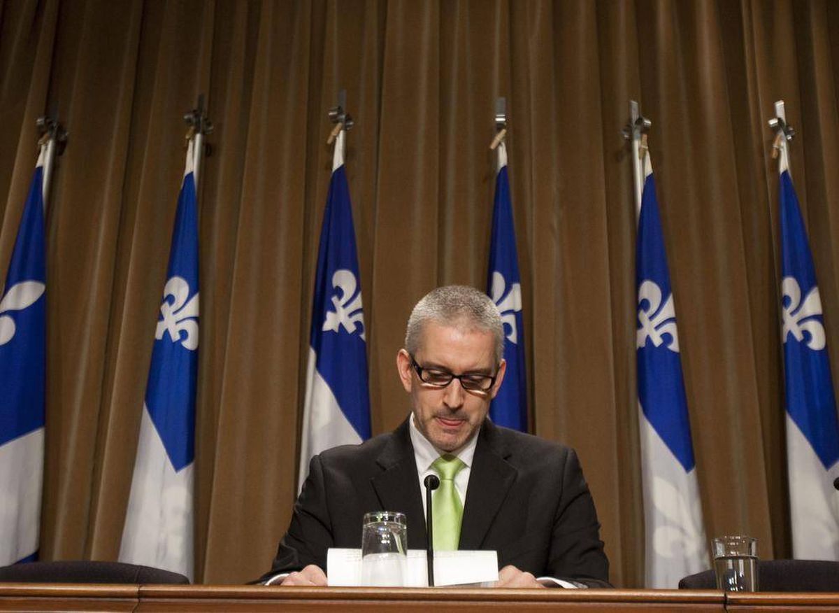 Founder Of Quebec Independence Party Moves To England