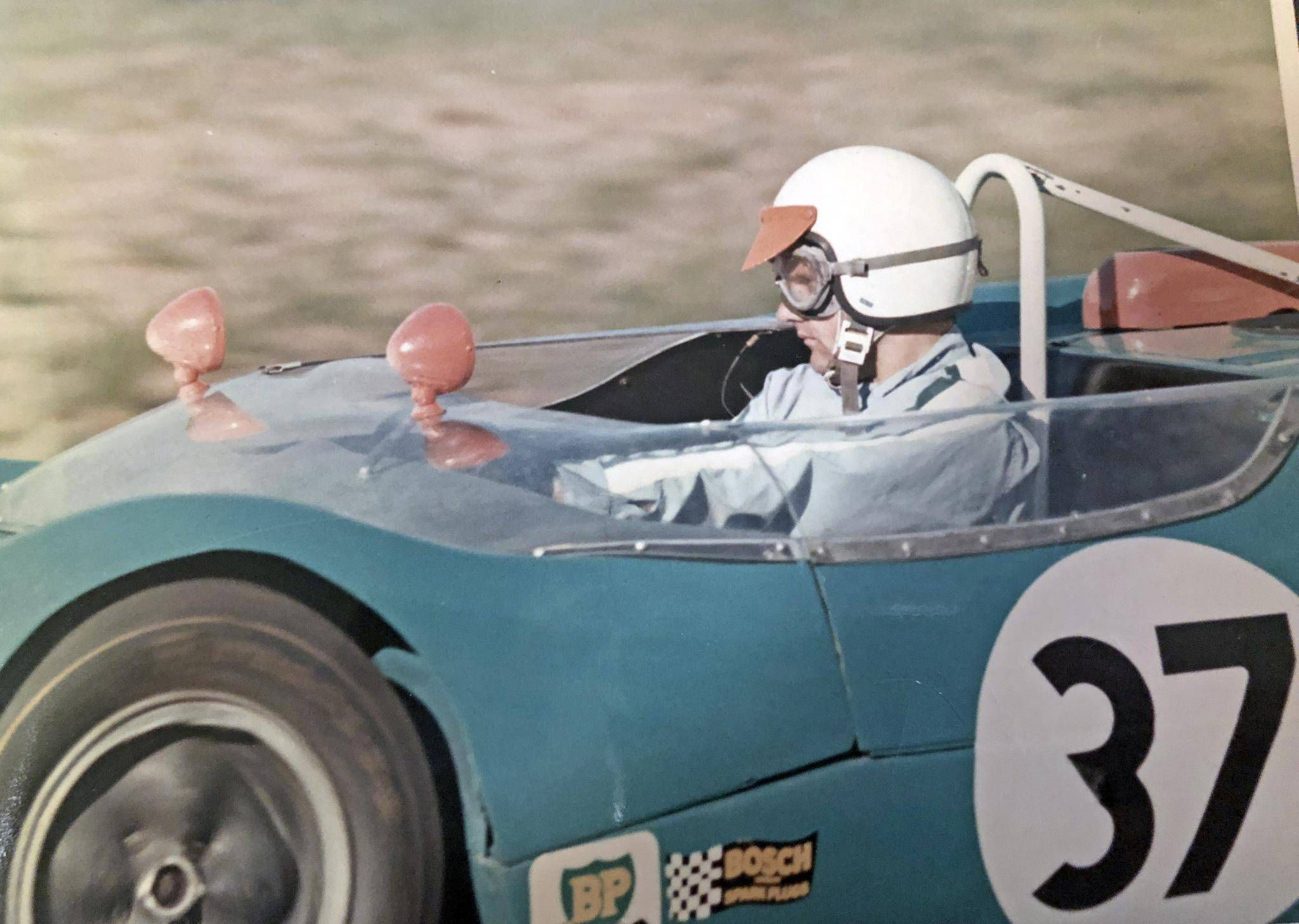 Horst Kroll, Can-Am champion at age 50, raced on a shoestring - The ...