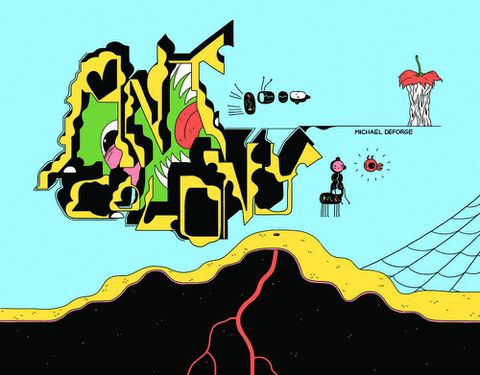 Ant Colony: Add Michael DeForge's latest to the canon of great funny animal comics