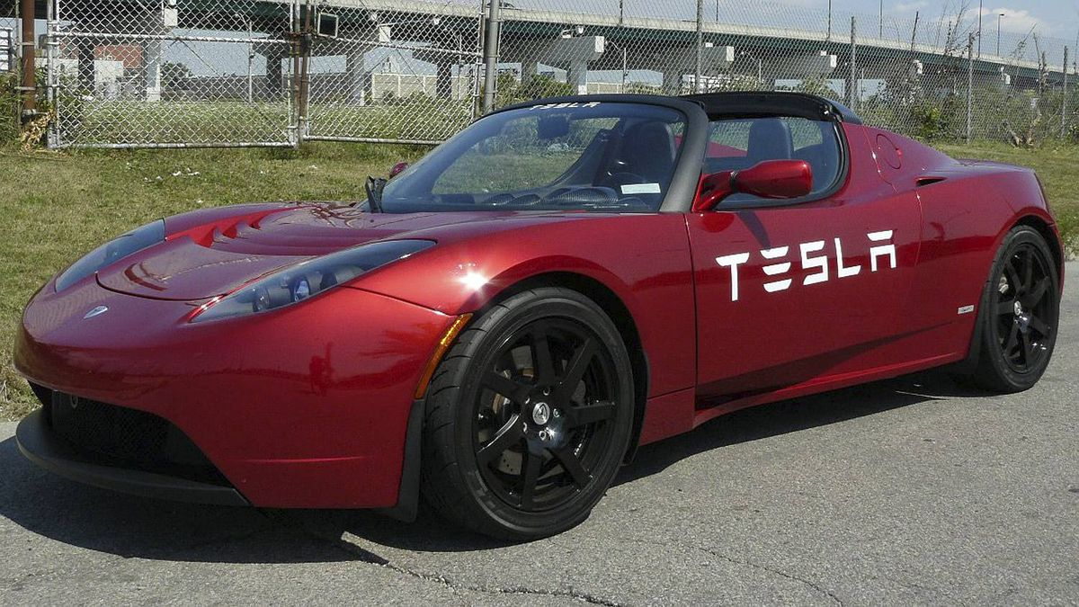 Tesla Roadster. Petrina Gentile for The Globe and Mail