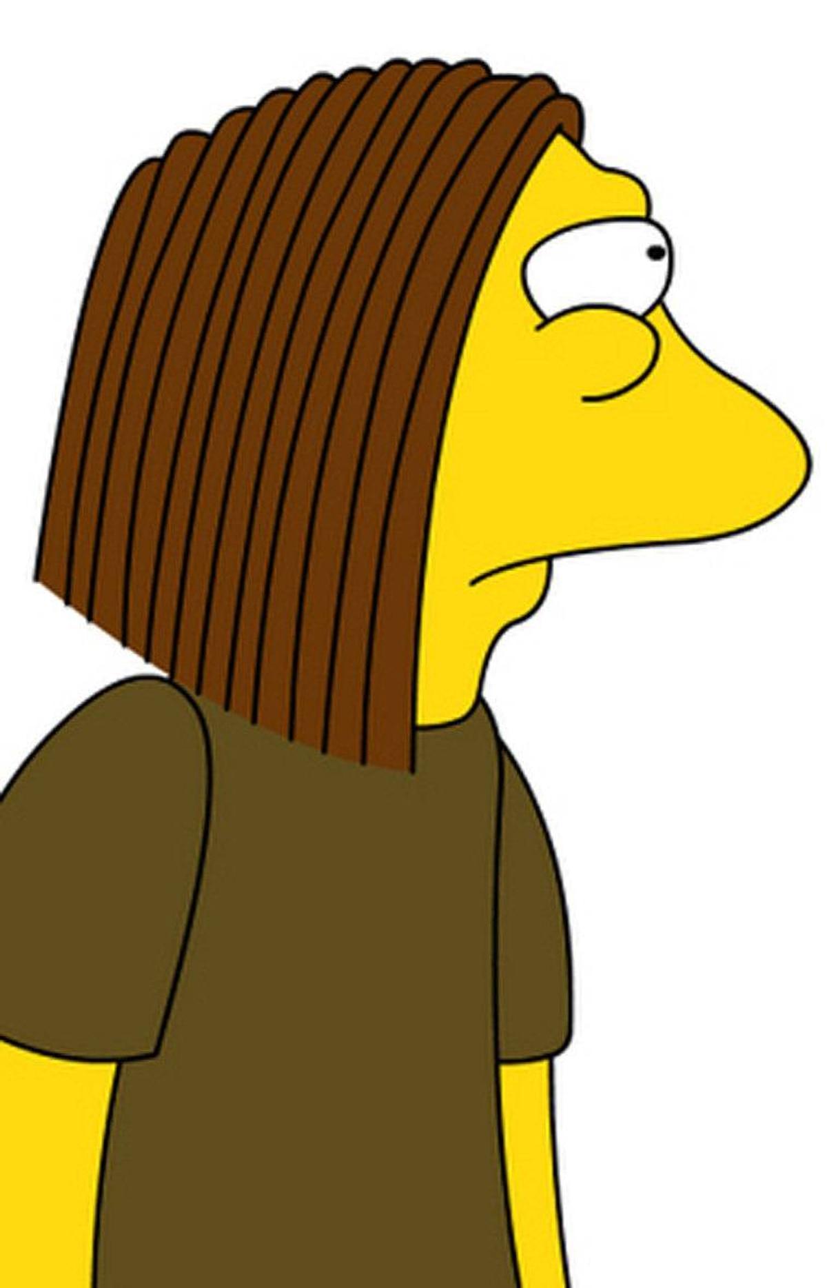 Dolph Starbeam: Simpsons sidekick