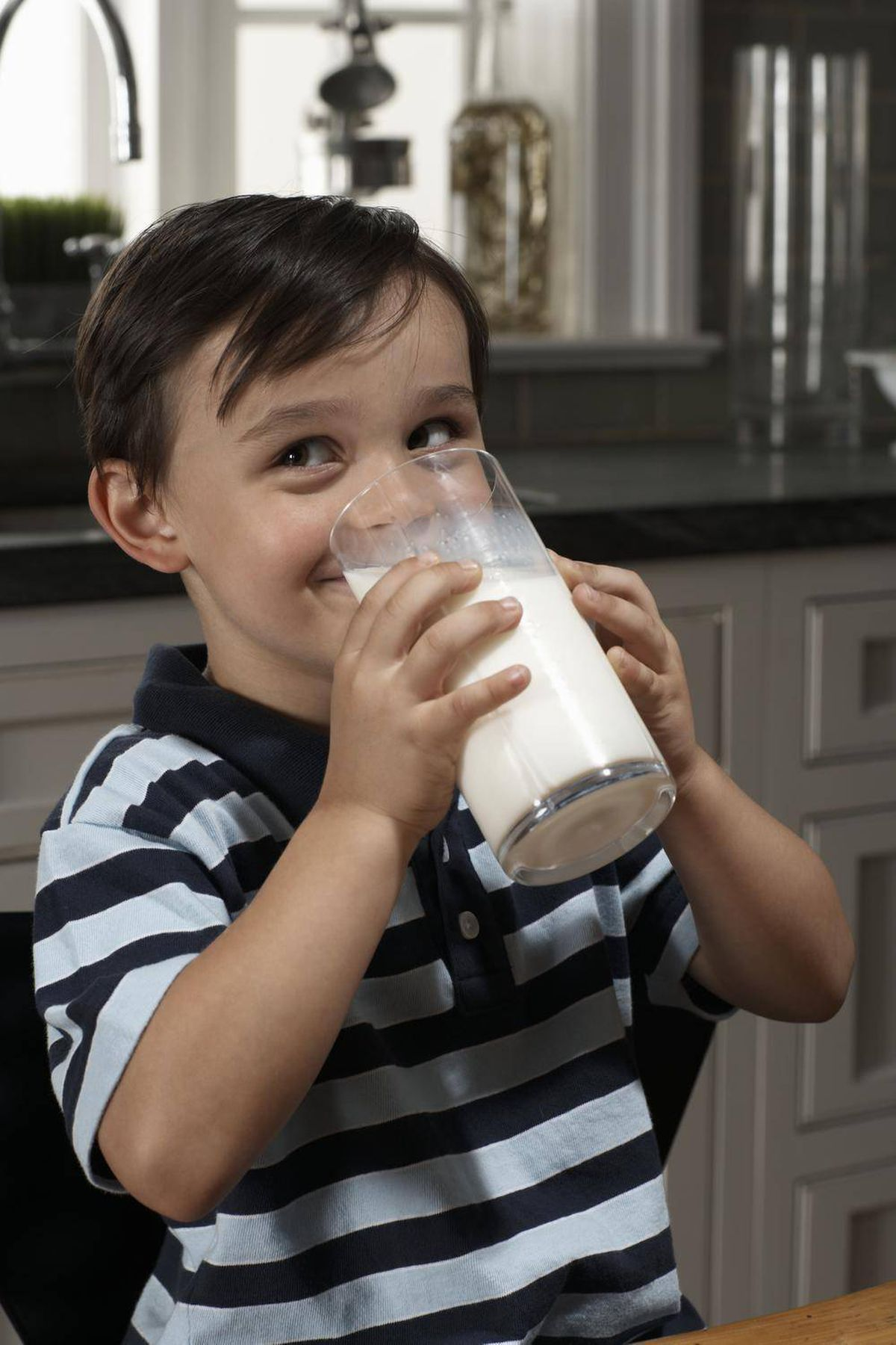 Is too much milk bad for my kid? - The Globe and Mail
