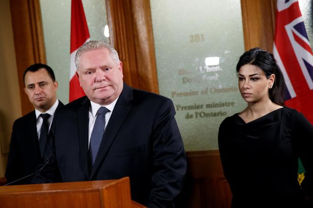 Ontario scholarships to honour Canadians killed by Iran's 'evil regime': Ford