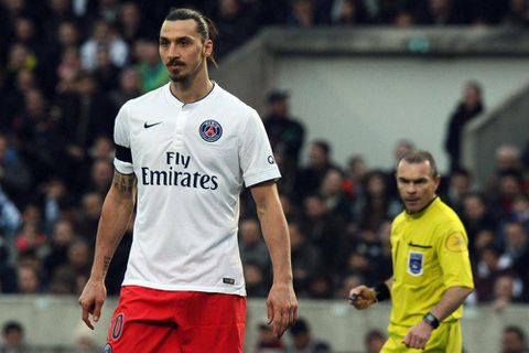Zlatan Ibrahimovic unmoved by French criticism after profanity-laced rant against referee