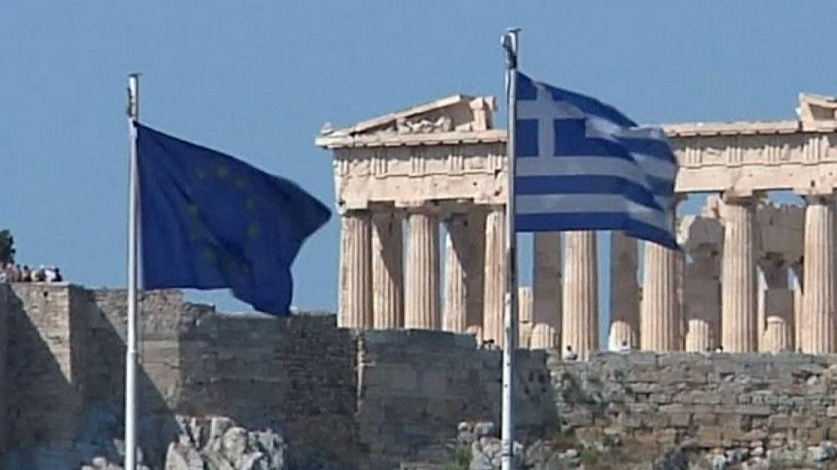 Euro on the edge over Greek drama