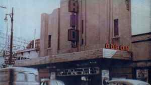 An undated archive image of the Rio Theatre in East Vancouver.