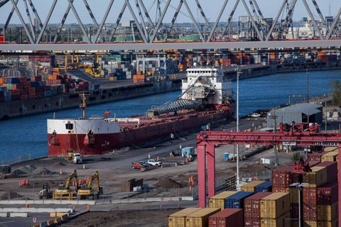 Trade tensions cloud best global growth outlook in seven years: OECD