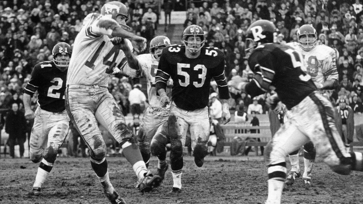 Grey Cup History The Globe And Mail