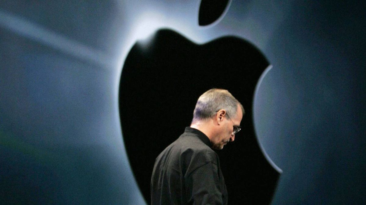 Apple founder Steve Jobs, show in January of 2007, resigned as CEO on Aug. 24, 2011.