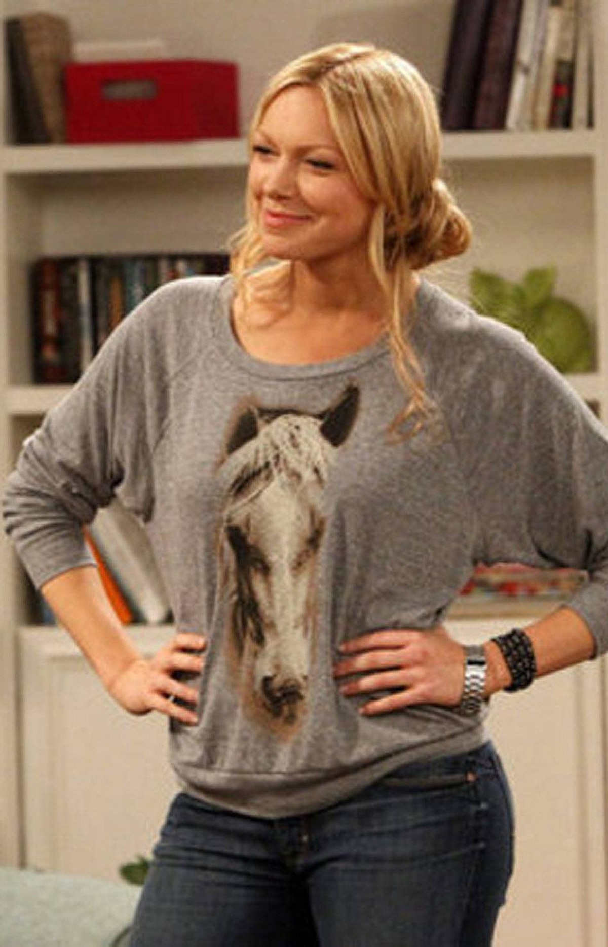 COMEDY Are You There, Chelsea? NBC, 8:30 p.m. Launched a few weeks back, this midseason sitcom is loosely based on Chelsea Handler's book about her misspent youth before she became a TV talk show host. In this version, the younger Chelsea is played by Laura Prepon, ex of That '70s Show, and she's one raunchy customer. Tonight, Chelsea finds herself inexplicably drawn to the young lead singer of a Christian rock band. Watch for the real Handler in a recurring support role as Chelsea's priggish older sister.