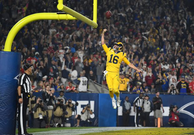 'It was electric': Rams outlast Chiefs 54-51 in record-setting Monday Night Football thriller