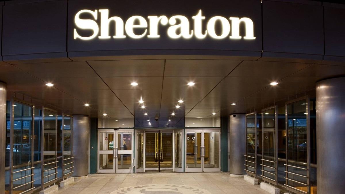 The Sheraton Gateway Hotel in Toronto