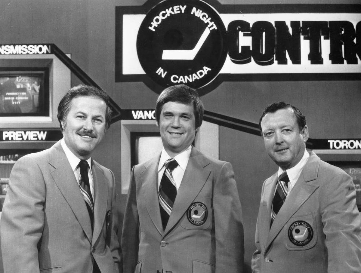 Highlights of an iconic show: A short history of Hockey Night in Canada