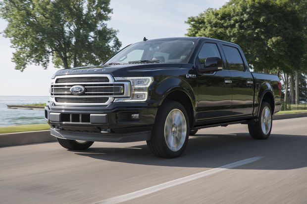 Ford recalls 874000 North American pickup trucks due to fire risks