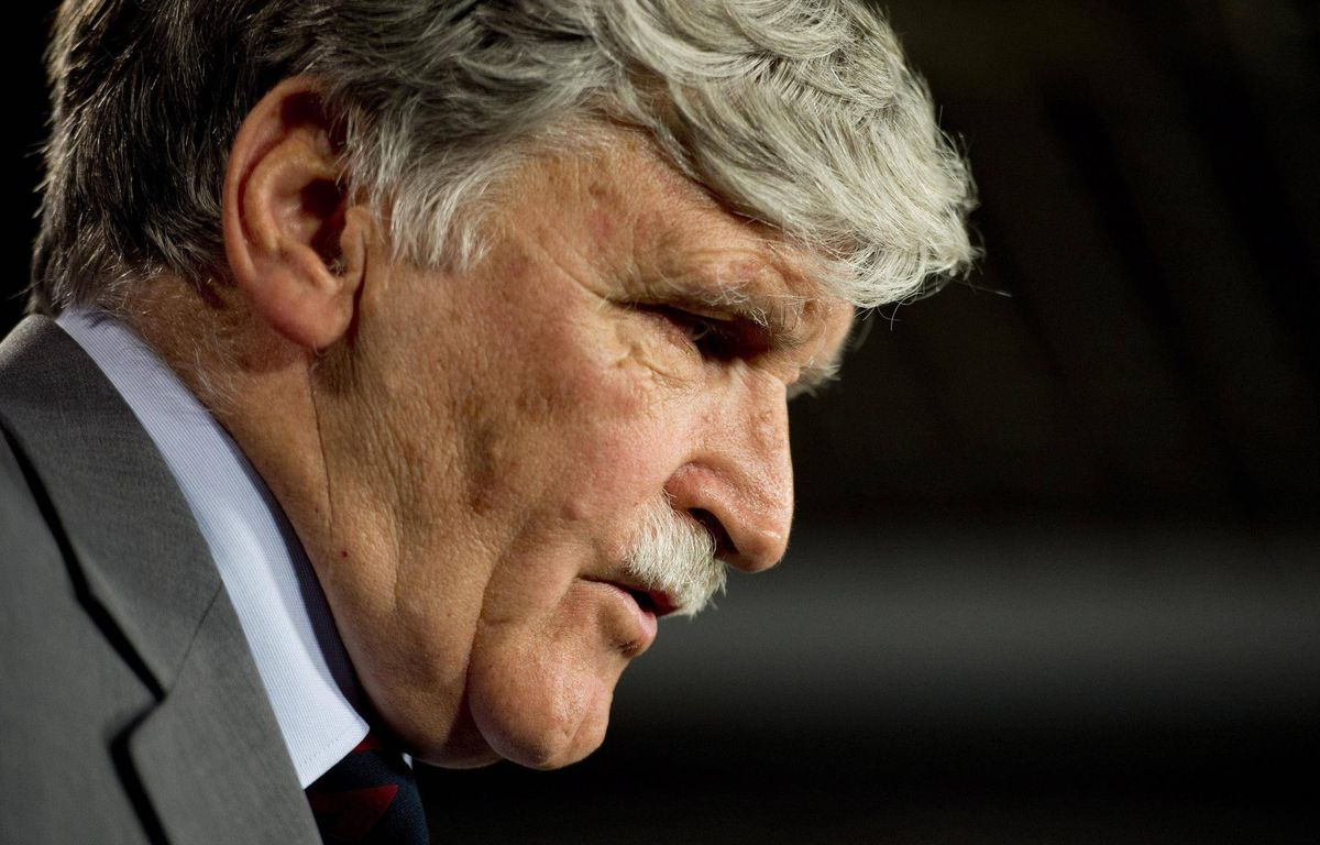 Canada's military must be more involved with families, Roméo Dallaire urges ZUJH4WBH7BEJJD7YFHPWWIEJVY