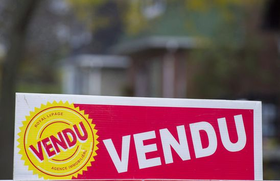 Montreal home buyers squeezed by rising sales and fewer listings