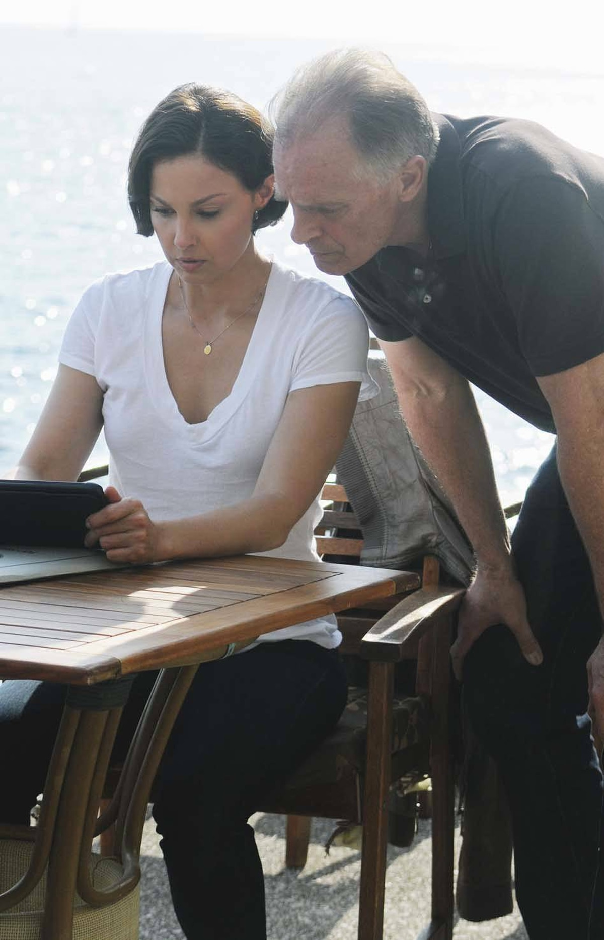 DRAMA Missing CTV, 8 p.m. ET/PT It seems people just love watching Ashley Judd kick butt. Since launching three weeks ago, this action-drama starring Judd as a former CIA operative knocking heads and taking names in search of her missing son has been a ratings magnet on both sides of the border. In the U.S., the debut attracted nearly nine-million viewers; the show has steadily been drawing more than two-million viewers for CTV here each week. The formula involves scenes of breakneck action wedged in-between scenery of beautiful European locales. Tonight's episode takes place in Dubrovnik, Croatia, and finds Judd's character of Becca reunited with her CIA mentor, Martin Newman (Keith Carradine), who helps revise the search plans for the missing teen. And then, it's fight club!