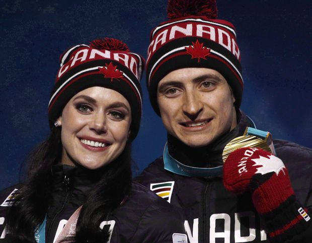 Tessa Virtue and Scott Moir 'step away' from ice dancing, but not from our hearts